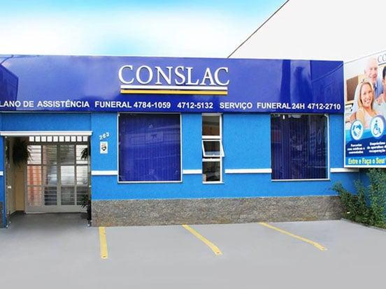 Unidade Conslac - assistência de plano funeral